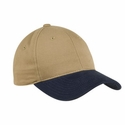 Port Authority Cap: 100% Cotton Two-Tone Brushed Twill (C815)