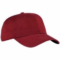 Port Authority Cap: 100% Cotton Brushed Twill (BTU)