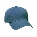 Port Authority Cap: 100% Cotton Garment-Washed (PWU)