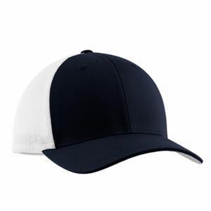 Port Authority Cap: Trucker Flexfit Mesh Back (C812)
