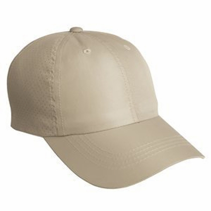 Port Authority Cap: 100% Polyester Perforated with Wicking (C821)