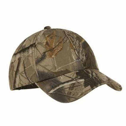 Port Authority Cap: Pro Series Camouflage Garment-Washed (C871)