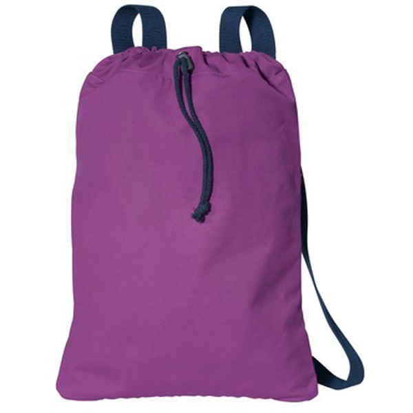 6024898535 Port Authority Cinch Sack for Men and Women