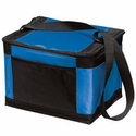Port Authority Cooler Bag: Nylon 12-Pack with Front Pocket (BG89)