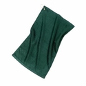 Port Authority Golf Towel: 100% Cotton Terry Velour Grommeted (TW51)