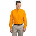 Port Authority Men's Dress Shirt: Extended Size Long Sleeve Easy Care (S608ES)