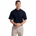 Port Authority Men's Dress Shirt: Short Sleeve Easy Care Soil Resistant (S507)