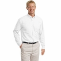 Port Authority Men's Dress Shirt: Tall Long Sleeve Easy Care (TLS608)