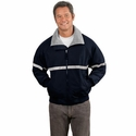 Port Authority Men's Jacket: Challenger with Reflective Taping (J754R)