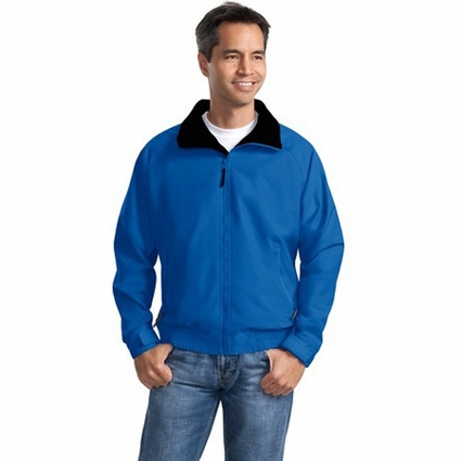 Port Authority Men's Jacket: Competitor Pocketed (JP54)