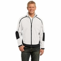 Port Authority Men's Jacket: Embark Two-Tone Soft Shell (J307)