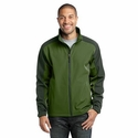 Port Authority Men's Jacket: Gradient Soft Shell with Zippered Front Pockets (J311)