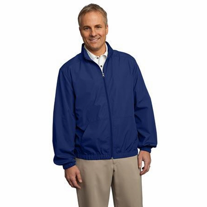 Port Authority Men's Jacket: Lightweight Essential Full-Zip (J305)