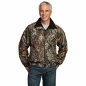 Port Authority Men's Jacket: Mossy Oak Camouflage Challenger (J754MO)