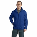 Port Authority Men's Jacket: Successor Pocketed with Tipped Collar (J701)