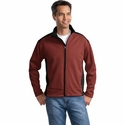 Port Authority Men's Jacket: Two-Tone Soft Shell (J794)