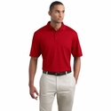 Port Authority Men's Polo Shirt: Poly-Bamboo Charcoal Blend Pique (K497)