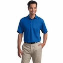 Port Authority Men's Polo Shirt: Dry Zone Colorblock Ottoman (K524)