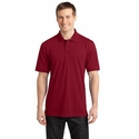 Port Authority Men's Polo Shirt: Stretch Pique