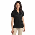 Port Authority Women's Polo Shirt: Silk Touch Performance