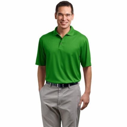 Port Authority Men's Polo Shirt: Performance Fine Jacquard (K528)