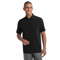 Port Authority Men's Polo Shirt: Ultra Stretch with Pocket