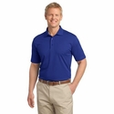 Port Authority Men's Polo Shirt: Tech Performance Moisture Wicking Pique (K527)