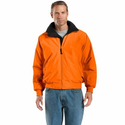 Port Authority Men's Safety Jacket: Challenger Non-ANSI Full-Zip (J754S)