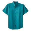 Port Authority Men's Tall Dress Shirt: Cotton Blend Easy Care Pocketed (TLS508)