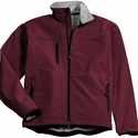 Port Authority Men's Tall Soft Shell Jacket: Glacier 4-Way Stretch Waterproof (TLJ790)