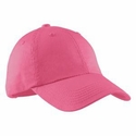 Port Authority Women's Cap: 100% Cotton Garment-Washed (LPWU)