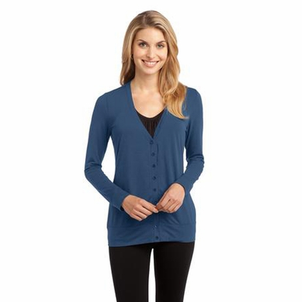 Port Authority Women's Cardigan: Concept