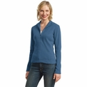 Port Authority Women's Jacket: Challenger Textured Full-Zip (L221)