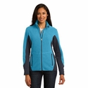 Port Authority Women's Fleece Jacket: R-Tek Pro Color Block (L227)
