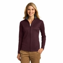 Port Authority Women's Jacket: Heavyweight Vertical Texture Full-Zip (L805)