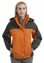 Port Authority Women's Jacket: Nootka Seam Sealed with Zip-Off Hood (L792)