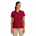 Port Authority Women's Polo Shirt: Dry Zone Ottoman Color Block 5-Button (L524)