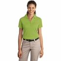Port Authority Women's Polo Shirt: Silk Touch Interlock (L520)