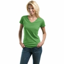 Port Authority Women's T-Shirt: 100% Cotton Concept V-Neck (LM1002)