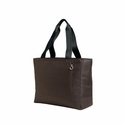 Port Authority Women's Tote Bag: 100% Polyester with Padded Sleeves (BG401)