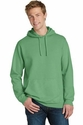 Port & Co Essential Pigment-Dyed Pullover Hooded Sweatshirt