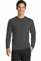 Port & Co Long Sleeve Essential Blended Performance Tee