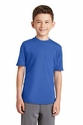 Port & Co Youth Essential Blended Performance Tee