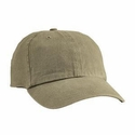 Port & Company Cap: 100% Cotton Pigment-Dyed (CP84)