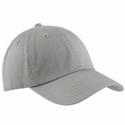 Port & Company Cap: 100% Cotton Washed Twill (CP78)
