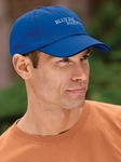 Port & Company Cap: 100% Cotton Washed Twill Sandwich (CP79)