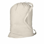 Port & Company Laundry Bag: 100% Cotton (B085)