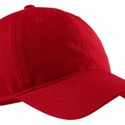 Port & Company Men's Canvas Cap: (CP96)
