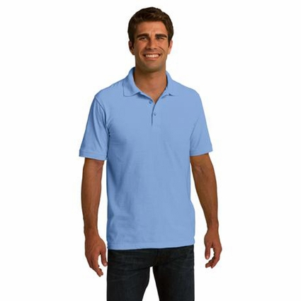 Port & Company Men's Polo Shirt: (KP150)