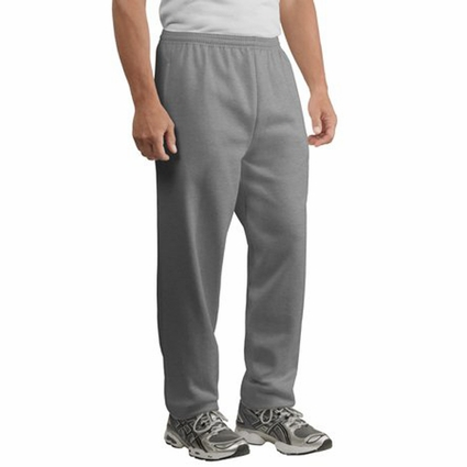 Port & Company Men's Sweatpants: with Pockets (PC90P)